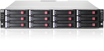 HP DL180 Dedicated server